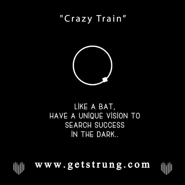 "BAT - ""CRAZY TRAIN"""