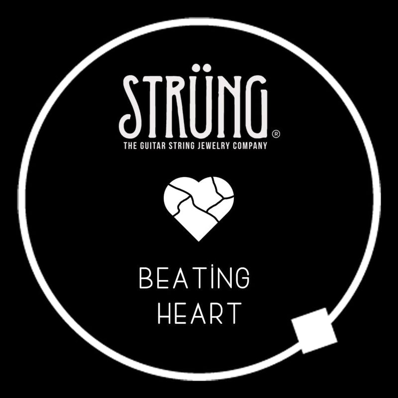 "BEATING HEART - ""PIECE OF MY HEART"""