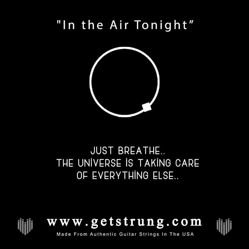 "JUST BREATHE – ""IN THE AIR TONIGHT"""