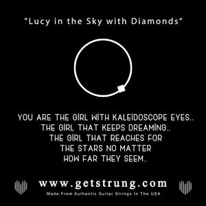 "Diamond – ""Lucy In The Sky With Diamonds"""