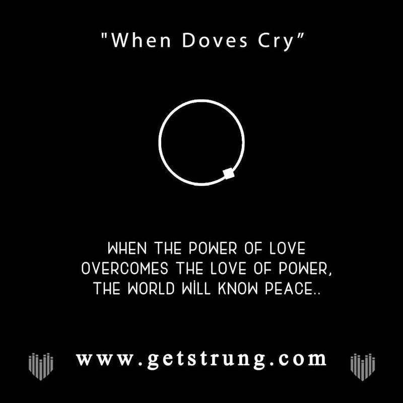 "DOVE – ""WHEN DOVES CRY"""