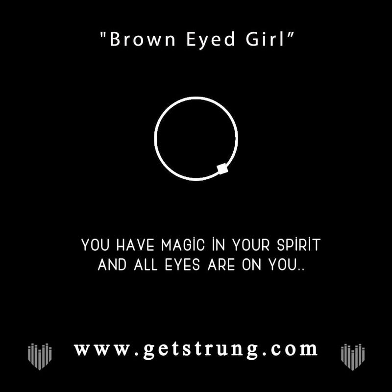 "EYE OF HORUS – ""Brown Eyed Girl"""