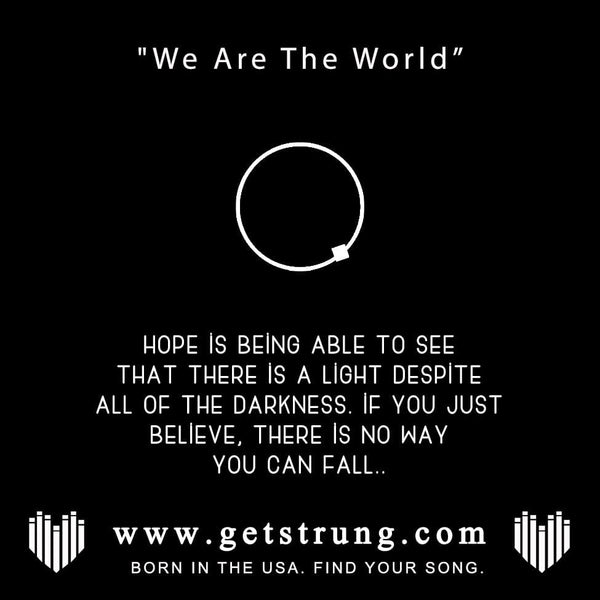 "HOPE - ""WE ARE THE WORLD"""