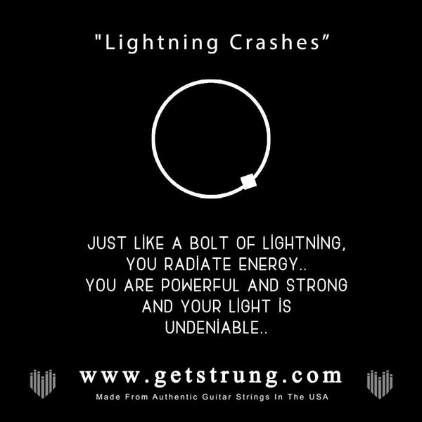 "LIGHTNING BOLT – ""LIGHTNING CRASHES"""
