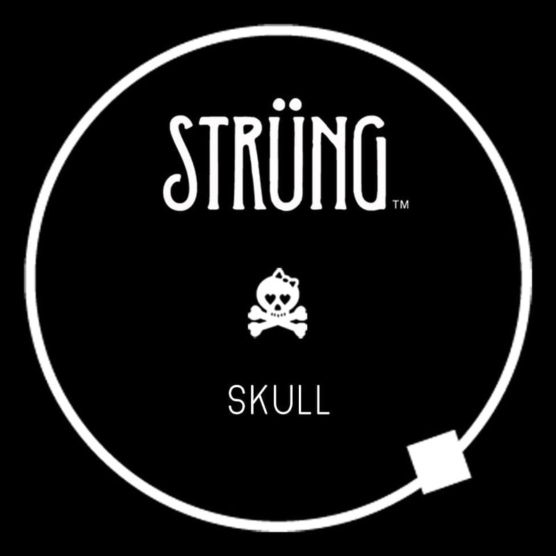 "SKULL – ""WANTED DEAD OR ALIVE"""