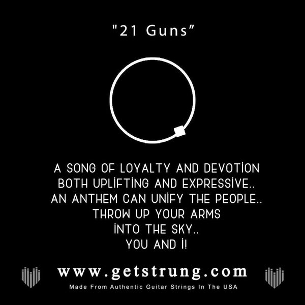 "THE ANTHEM – ""21 GUNS"""