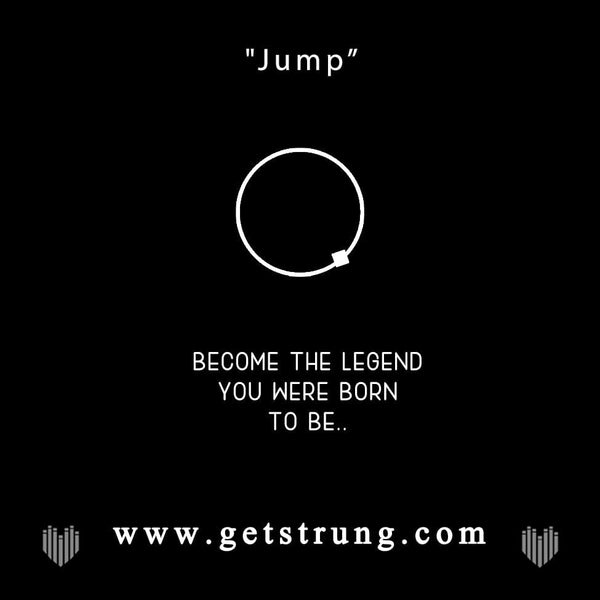 "THE LEGEND – ""JUMP"""