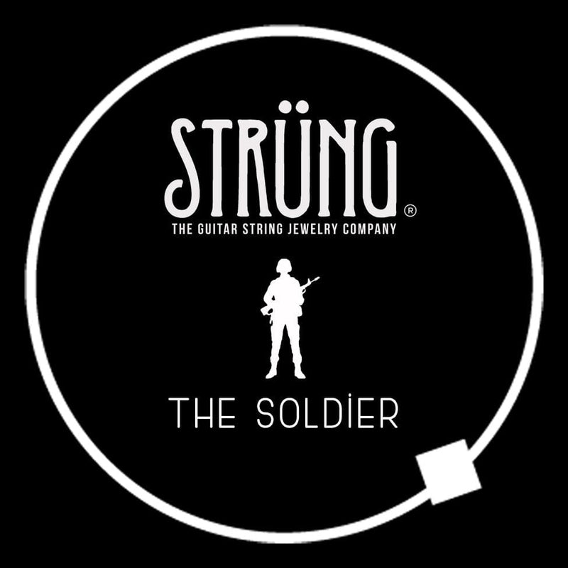 "THE SOLDIER – ""RUN TO THE HILLS"""