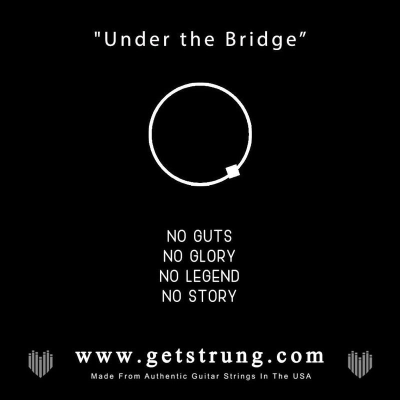"THE REBEL - ""UNDER THE BRIDGE"""