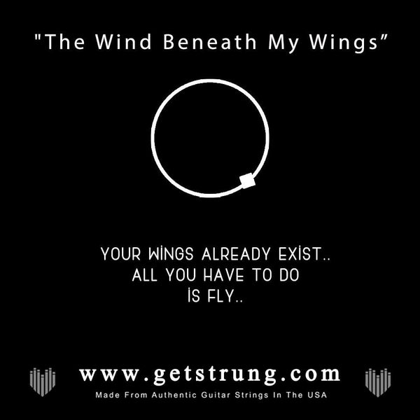 "WINGS – ""THE WIND BENEATH MY WINGS"""