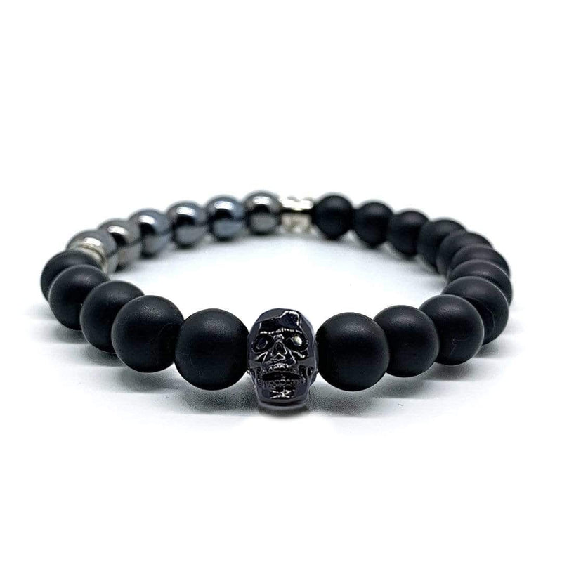 MEN'S ROCKSTAR BOX BLACK EDITION BEADS & NECKLACE