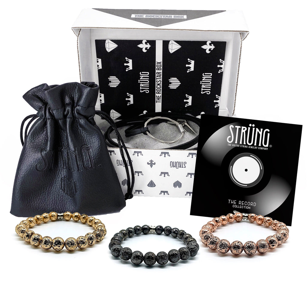 WOMEN'S ROCKSTAR BOX- RECORD COLLECTION EDITION