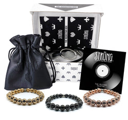 Women's Rockstar Bundle The Record Collection & Necklace
