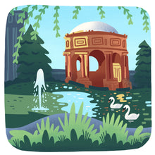 Load image into Gallery viewer, Palace of Fine Arts Print