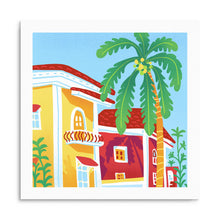 Load image into Gallery viewer, Beach Houses Print