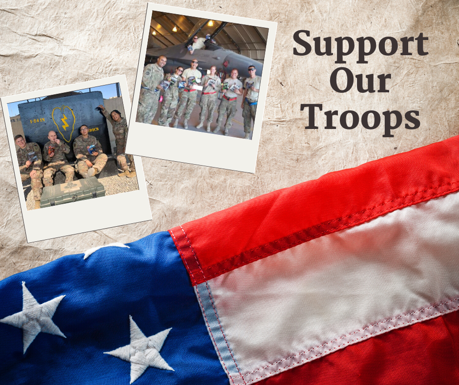 """Support Our Troops"" Deal"