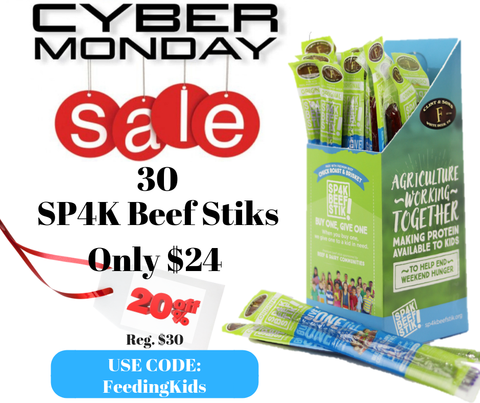 SP4K Stiks only $24 CyberMonday Sale