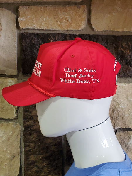 Make Jerky Great Again Hat