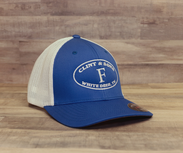 Clint & Sons Structured Hat (Various Colors)