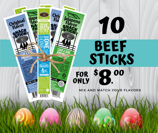 Easter Snack Stick Variety Pack