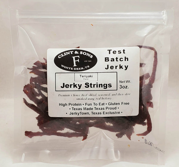 Jerky Strings