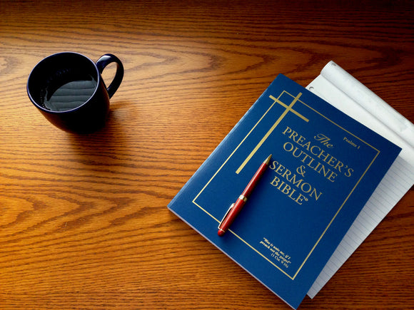 The Preacher's Outline & Sermon Bible® - KJV New Paperback