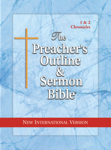1 & 2 Chronicles (NIV Softcover) - Leadership Ministries Worldwide