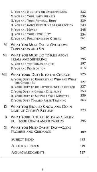 What the Bible Says to the Believer (Paperback) Bulk 10+