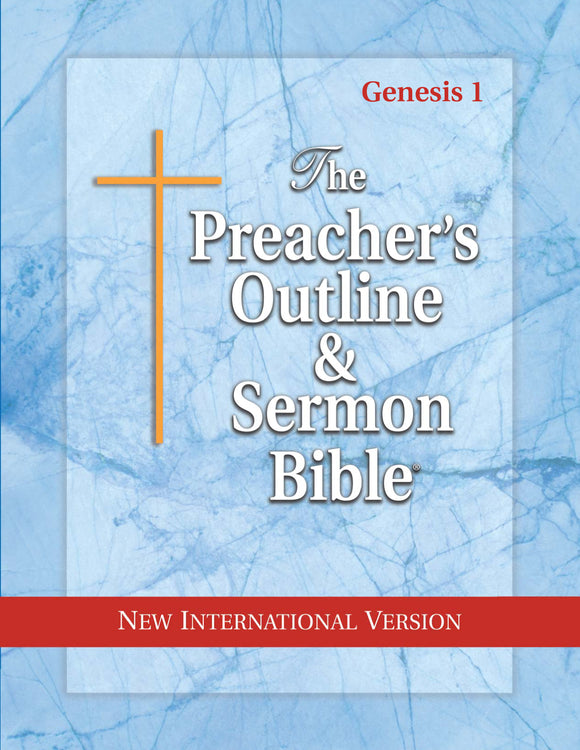 Genesis (Ch. 1-11) (NIV Softcover) Vol. 1 - OUT OF STOCK - Please check back soon. - Leadership Ministries Worldwide
