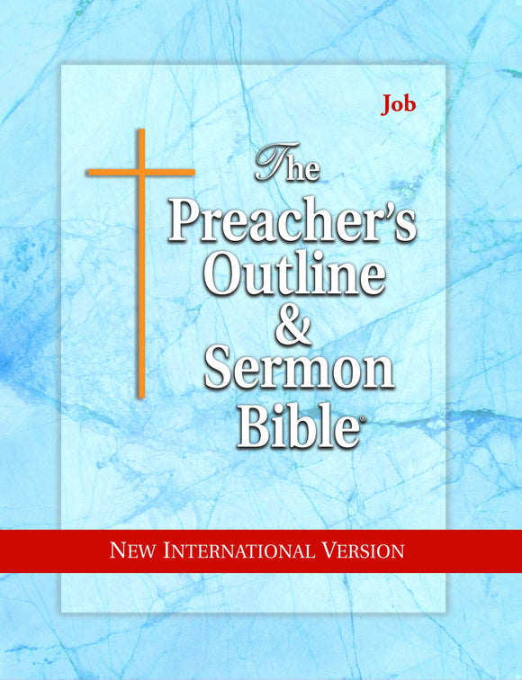 Job (NIV Softcover) Vol. 14 - Leadership Ministries Worldwide