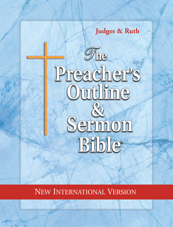 Judges & Ruth (NIV Softcover) Vol. 9 - Leadership Ministries Worldwide