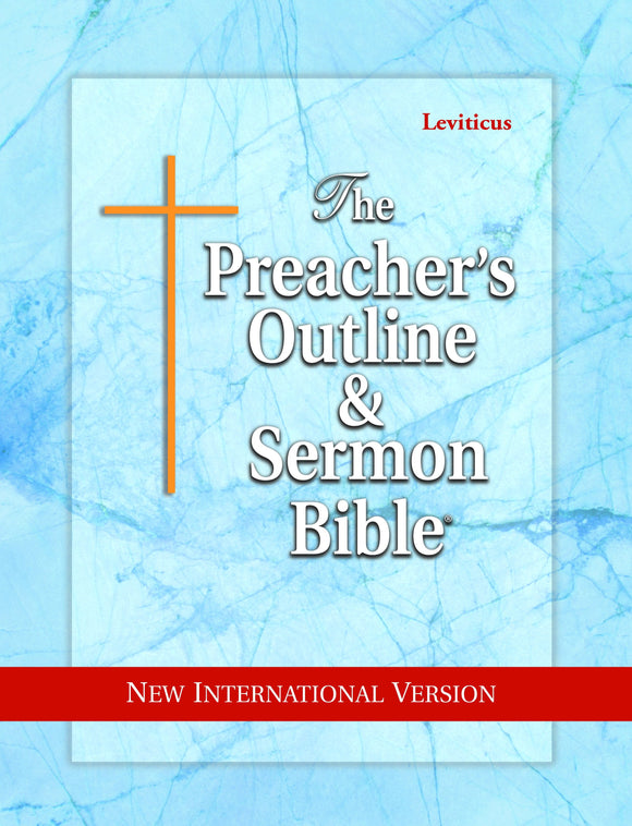 Leviticus (NIV Softcover) Vol. 5 - Leadership Ministries Worldwide