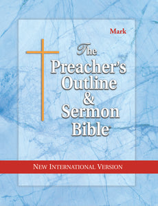Mark (NIV Softcover) Vol. 29 - Leadership Ministries Worldwide