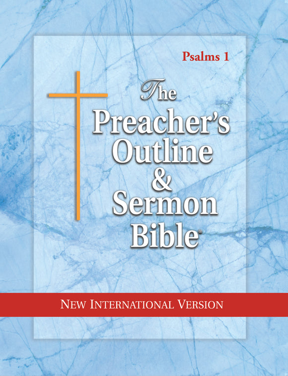 Psalms (ch. 1-41) (NIV Softcover) Vol. 15