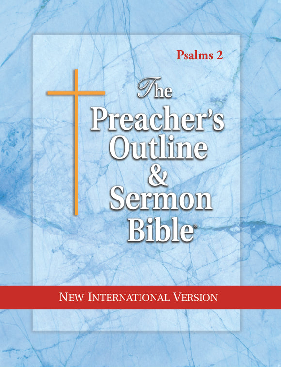 Psalms (ch. 42-106) (NIV Softcover) Vol. 16 - Leadership Ministries Worldwide
