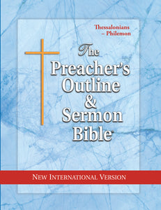 1 & 2 Thessalonians, 1 & 2 Timothy, Titus, Philemon (NIV Softcover) Vol. 36 - Leadership Ministries Worldwide