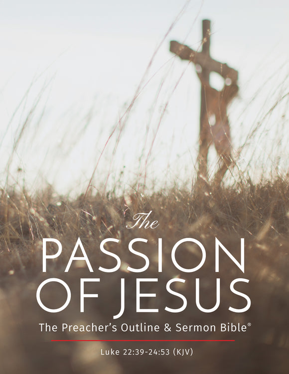 The Passion of Jesus - Leadership Ministries Worldwide