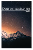 The Teacher's Outline & Study Bible: James - 2017 - Leadership Ministries Worldwide