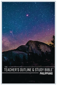 The Teacher's Outline & Study Bible: Philippians - 2017 - Leadership Ministries Worldwide