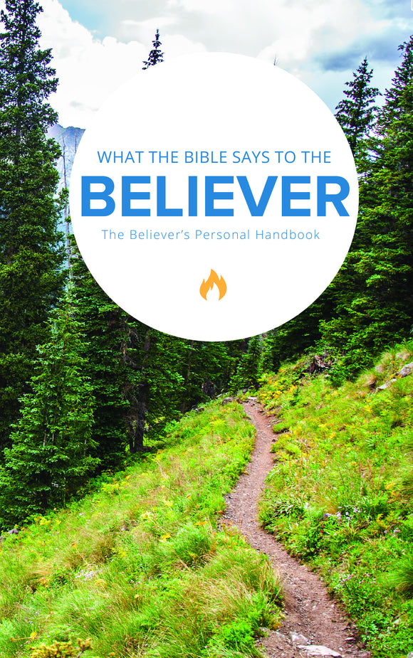 What the Bible Says to the Believer (Paperback) - Leadership Ministries Worldwide