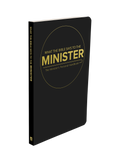 What the Bible Says to the Minister (Leatherette - Black) - Leadership Ministries Worldwide