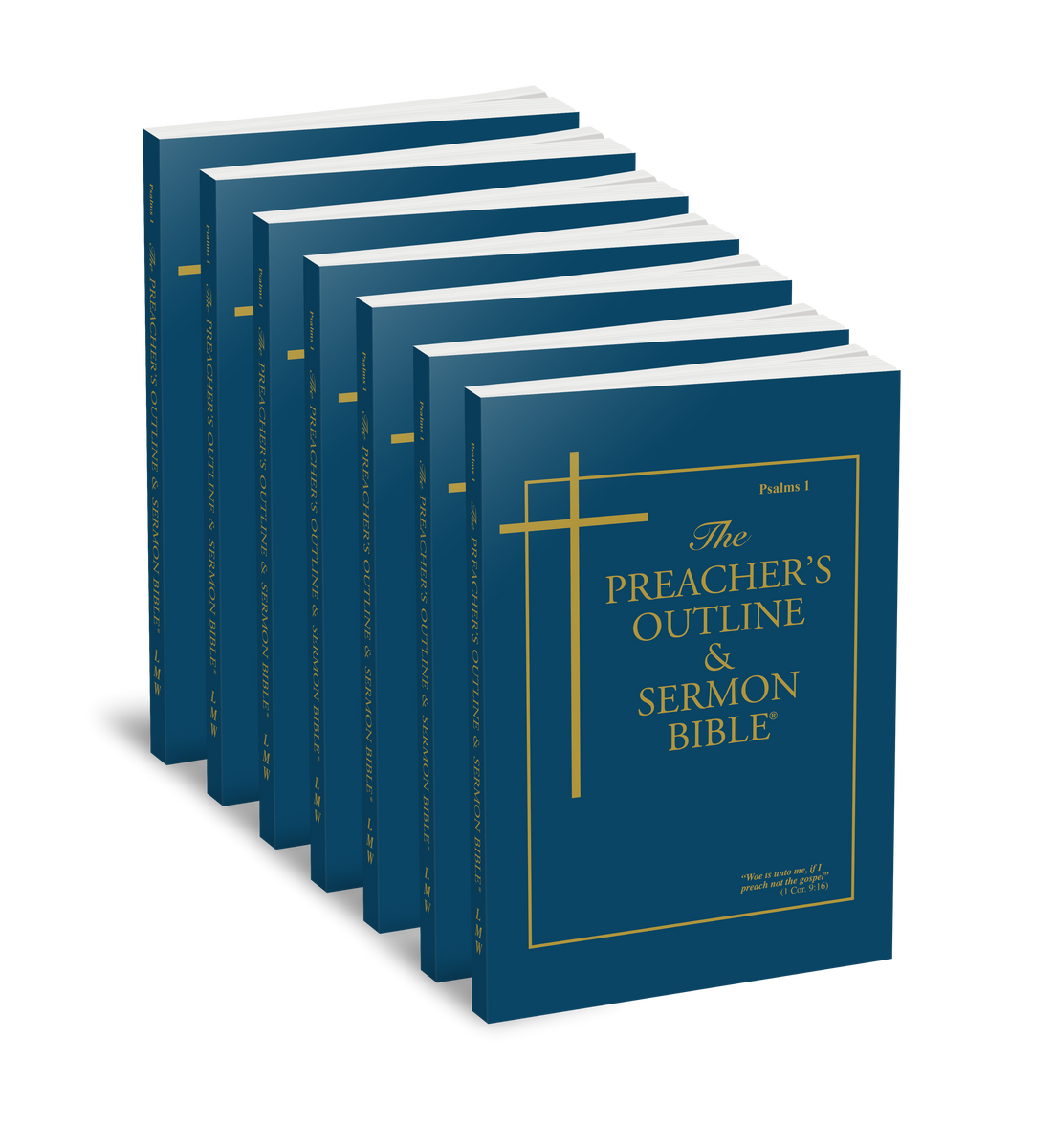 Summary -> Pulpit Ready Sermon Outlines 2140