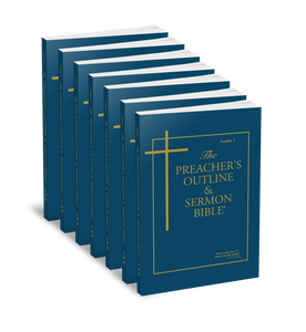 7-Volume Pentateuch Set (KJV New Paperback) - Leadership Ministries Worldwide