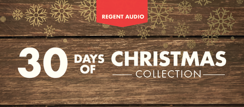 30 Days of Christmas 2017 - Day 1