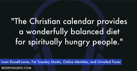 Iwan Rusell-Jones Church Calendar quote