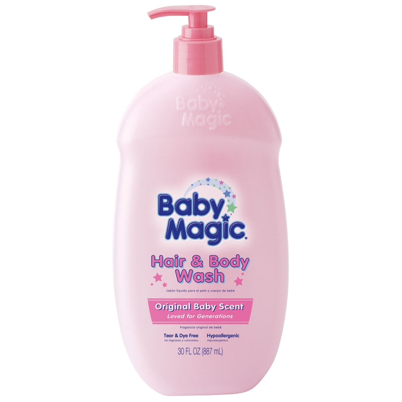 HAIR & BODY WASH ORIGINAL BABY SCENT