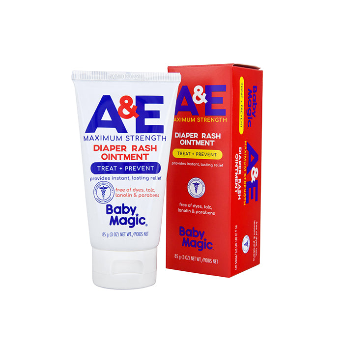 A&E Maximum Strength Diaper Rash Ointment