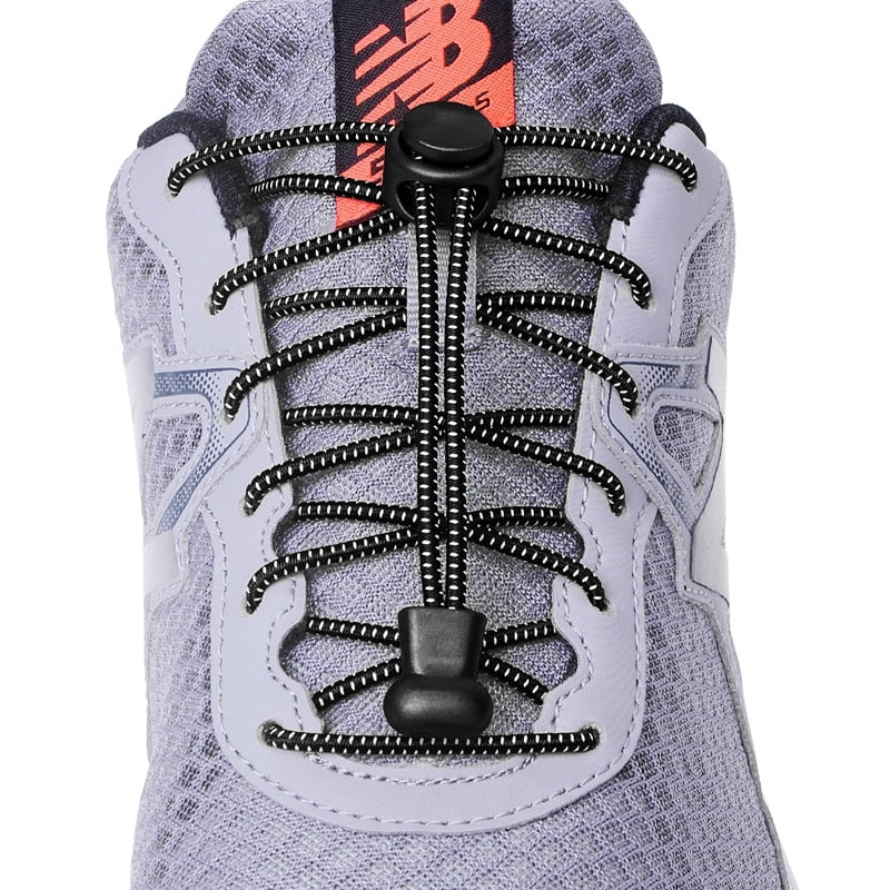 Quick Elastic Locking Shoe Lazy Laces