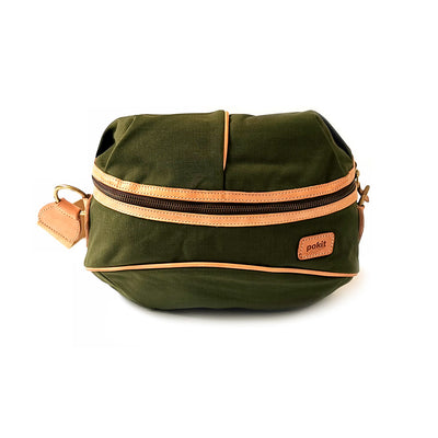 CASUAL CAPSULE (S) BAG military green