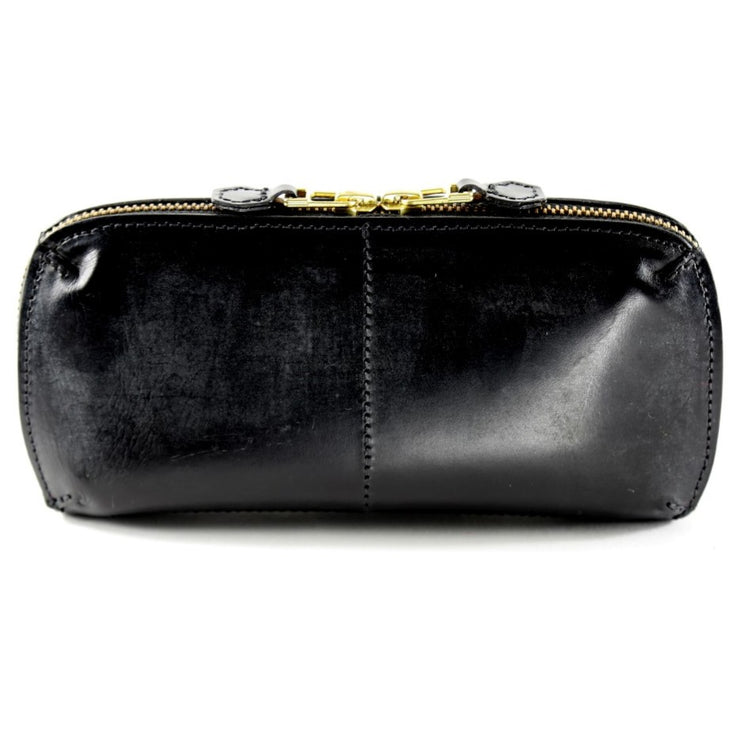 LEATHER WALLET  (L) black